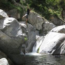 Hermit Falls Arcadia Ca