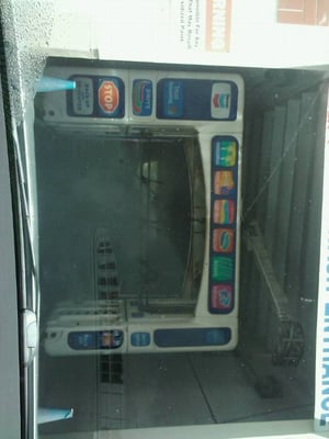 Touchless Car Wash Gas Station Near Me