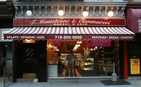 F Monteleone Bakery Amp Cafe Bakeries Carroll Gardens
