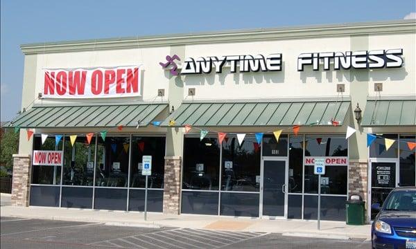 Anytime Fitness San Antonio Tx Yelp