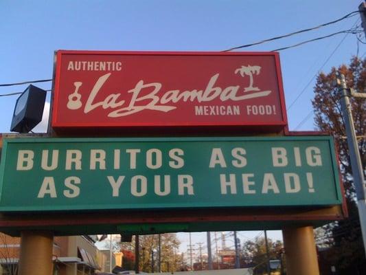 La Bamba Mexican Restaurant Bardstown Road Louisville