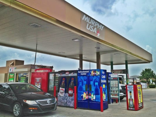 Walmart Gas Station Near Me >> Murphy USA - Gas & Service Stations - Carrollton - Dallas, TX - Reviews - Photos - Yelp