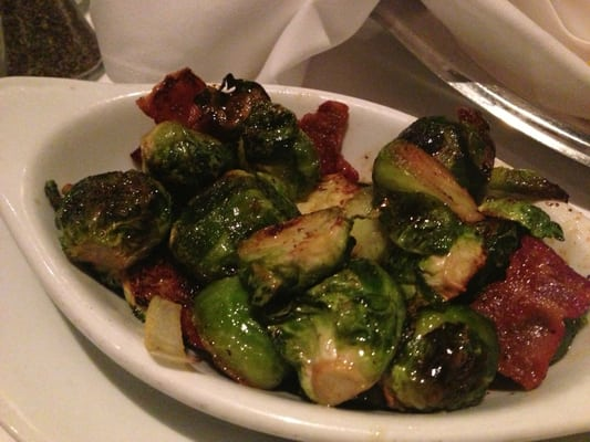 Ruth Chris Steakhouse Copycat Recipes Roasted Brussel Sprouts