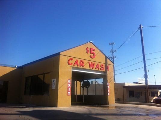 Fast Track Express Car Wash Car Wash San Antonio Tx