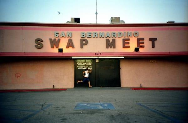 indoor swap meet near beaumont ca