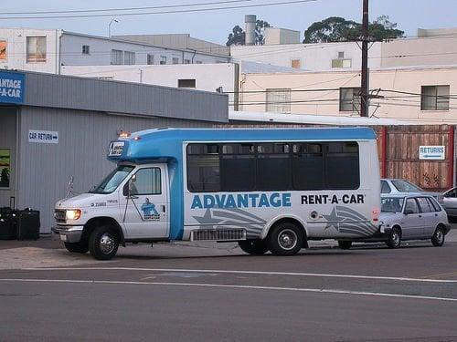 San Diego Car Rental Kettner Blvd