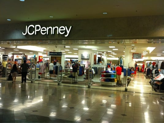Jcpenney Furniture Hours