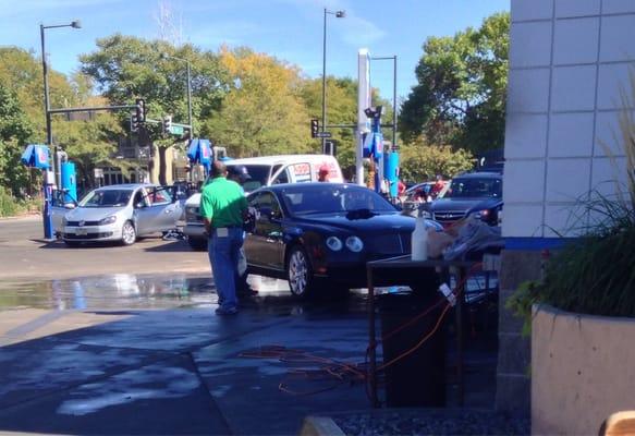 Portage Car Wash: Waterworks Car Wash