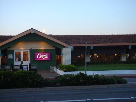 Coco S Family Restaurant Closed Huntington Beach Ca