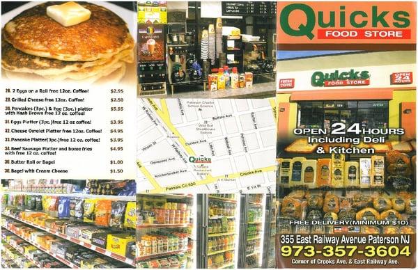 Quicks Food Store
