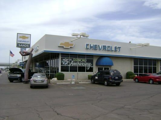 sands chevrolet of glendale 15 photos car dealers glendale az reviews yelp. Black Bedroom Furniture Sets. Home Design Ideas